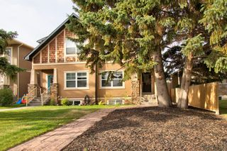 Photo 1: 4607 19 Avenue NW in Calgary: Montgomery Semi Detached for sale : MLS®# A1094225