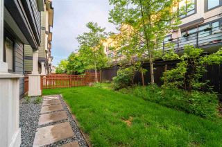 """Photo 25: 8 188 WOOD Street in New Westminster: Queensborough Townhouse for sale in """"River"""" : MLS®# R2578430"""