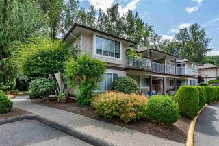 Photo 1: 1105 1750 MCKENZIE Road: Townhouse for sale in Abbotsford: MLS®# R2590746