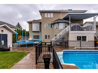 Photo 38: 3325 FIRHILL DRIVE in Abbotsford: Abbotsford West House for sale : MLS®# R2554039