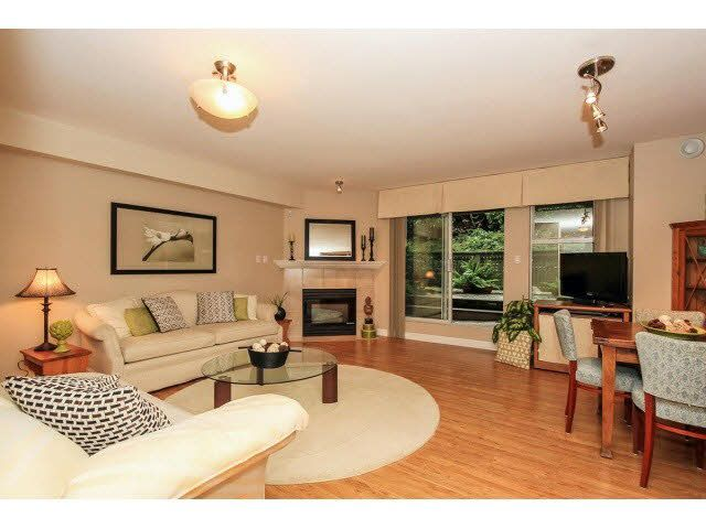 "Main Photo: 104 3733 NORFOLK Street in Burnaby: Central BN Condo for sale in ""WINCHELSEA"" (Burnaby North)  : MLS®# V1088113"