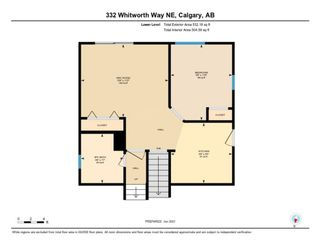 Photo 29: 332 Whitworth Way NE in Calgary: Whitehorn Detached for sale : MLS®# A1118018