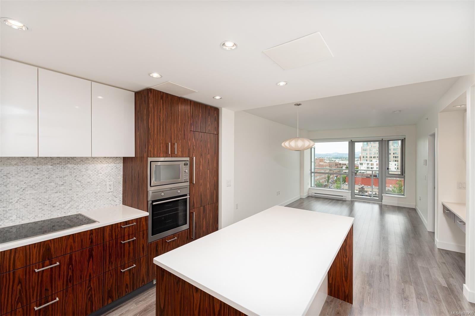 Main Photo: 801 838 Broughton St in : Vi Downtown Condo for sale (Victoria)  : MLS®# 878355