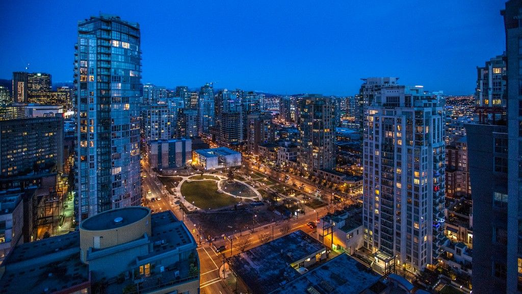 Main Photo: # 2506 1255 SEYMOUR ST in Vancouver: Downtown VW Condo for sale ()  : MLS®# V1111991