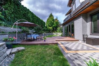 Photo 32: 6397 CHARING Court in Burnaby: Buckingham Heights House for sale (Burnaby South)  : MLS®# R2618237
