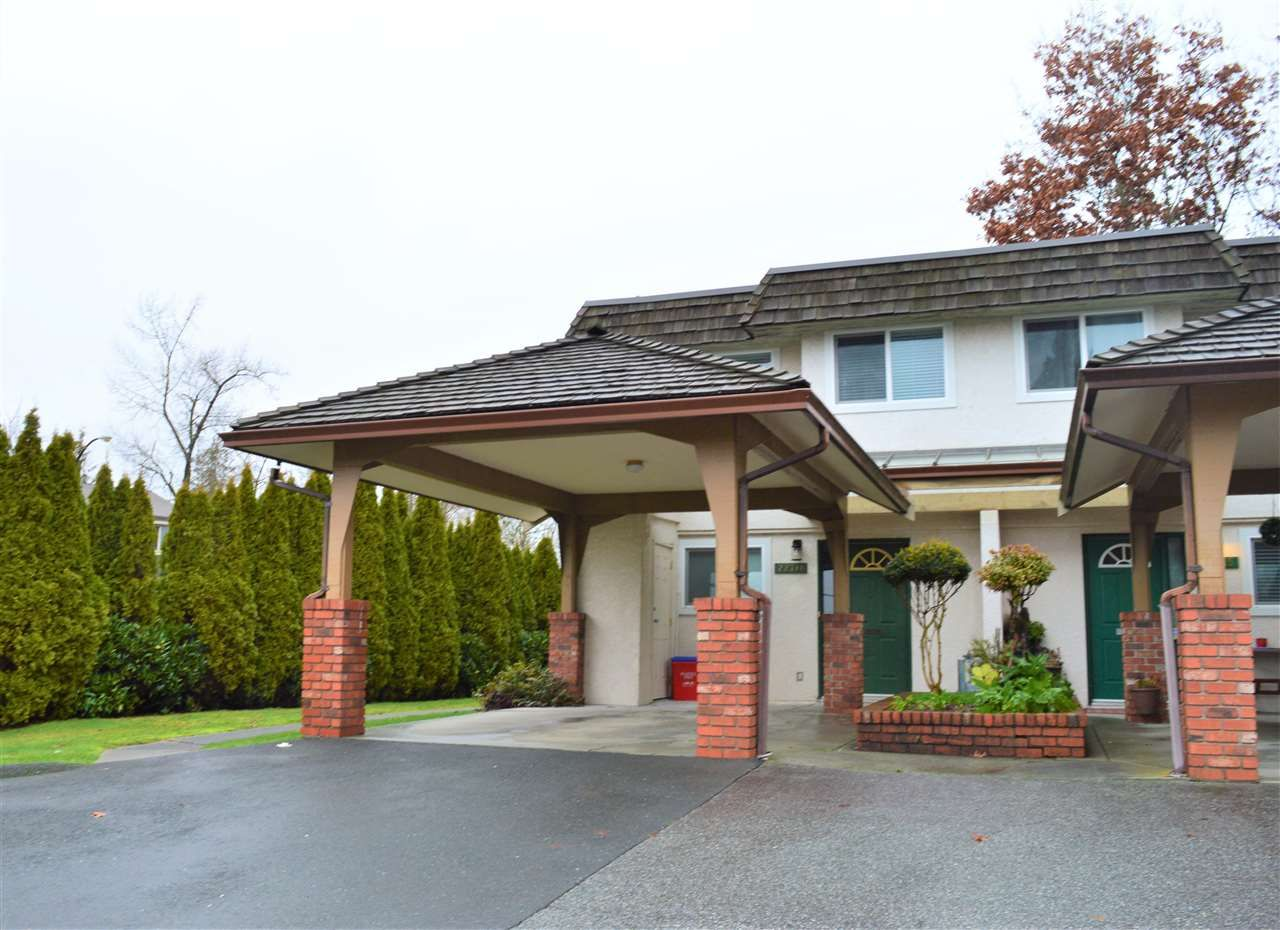 """Main Photo: 22711 GILLEY Avenue in Maple Ridge: East Central Townhouse for sale in """"CEDAR GROVE"""" : MLS®# R2528344"""