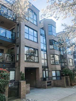 "Main Photo: 301 2130 W 12TH Avenue in Vancouver: Kitsilano Condo for sale in ""Arbutus Terrace"" (Vancouver West)  : MLS®# R2568517"