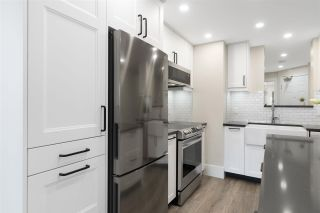 """Photo 5: 205 2428 W 1ST Avenue in Vancouver: Kitsilano Condo for sale in """"NOBLE HOUSE"""" (Vancouver West)  : MLS®# R2591111"""