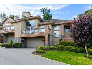 """Photo 1: 4 35931 EMPRESS Drive in Abbotsford: Abbotsford East Townhouse for sale in """"Majestic Ridge"""" : MLS®# R2510144"""