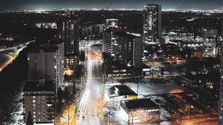 Photo 3: 2504 11969 JASPER Avenue in Edmonton: Zone 12 Condo for sale : MLS®# E4249005