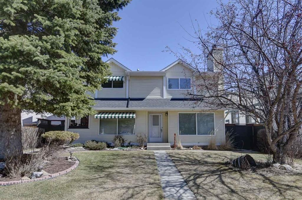 Main Photo: 137 Woodglen Way SW in Calgary: Woodbine Semi Detached for sale : MLS®# A1092343