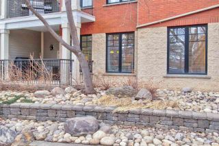 Photo 38: 102 9811 96a Street NW in Edmonton: Zone 18 Condo for sale : MLS®# E4241464