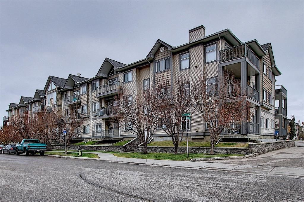 Main Photo: 111 11170 30 Street SW in Calgary: Cedarbrae Apartment for sale : MLS®# A1062010