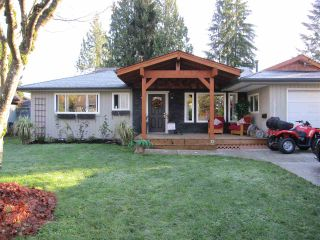 Photo 2: 12122 ACADIA Street in Maple Ridge: West Central House for sale : MLS®# R2017459