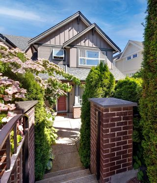 """Photo 33: 6 2115 SPRING Street in Port Moody: Port Moody Centre Townhouse for sale in """"Creekside"""" : MLS®# R2596758"""
