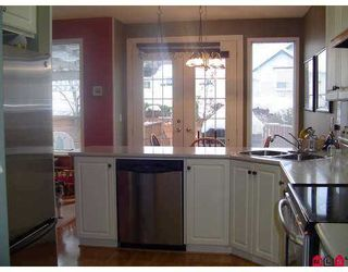 """Photo 6: 18525 64B Ave in Surrey: Cloverdale BC House for sale in """"CLOVER VALLEY STATION"""" (Cloverdale)  : MLS®# F2626814"""