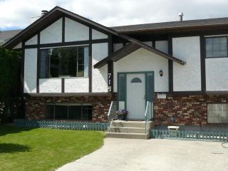 Photo 1: 714 ROBSON DRIVE in : Sahali House for sale (Kamloops)  : MLS®# 141003
