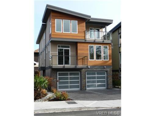 Main Photo: 119 St. Lawrence St in VICTORIA: Vi James Bay Half Duplex for sale (Victoria)  : MLS®# 659079