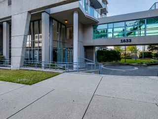 Photo 2: 1003 1633 W 8TH Avenue in Vancouver: Fairview VW Condo for sale (Vancouver West)  : MLS®# V1130657