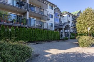 """Photo 2: 411 32044 OLD YALE Road in Abbotsford: Abbotsford West Condo for sale in """"Green Gables"""" : MLS®# R2611024"""