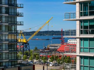 "Photo 17: 708 188 E ESPLANADE in North Vancouver: Lower Lonsdale Condo for sale in ""Esplanade at the PIER"" : MLS®# R2067260"