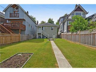 Photo 19: 121 W 17TH AV in Vancouver: Cambie House for sale (Vancouver West)  : MLS®# V1132759