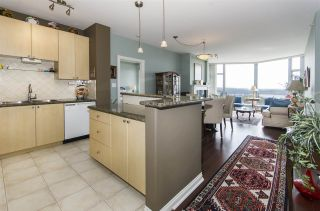 """Photo 1: 1005 160 E 13TH Street in North Vancouver: Central Lonsdale Condo for sale in """"The Grande"""" : MLS®# R2266031"""