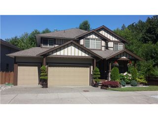 """Photo 1: 24625 MCCLURE Drive in Maple Ridge: Albion House for sale in """"THE UPLANDS"""" : MLS®# V1075091"""