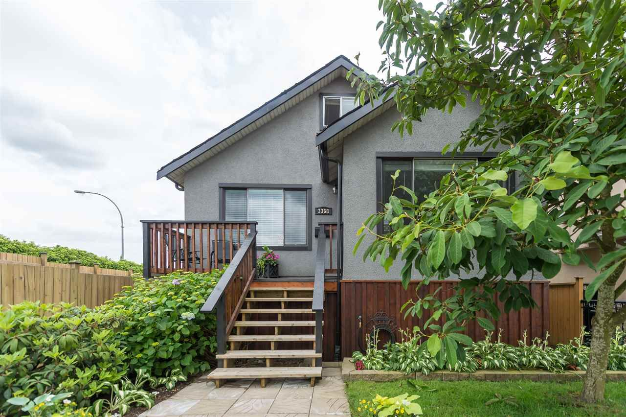 Main Photo: 3368 VENABLES Street in Vancouver: Renfrew VE House for sale (Vancouver East)  : MLS®# R2071410