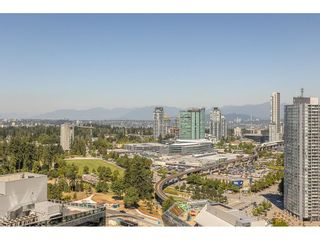 """Photo 25: 2806 13655 FRASER Highway in Surrey: Whalley Condo for sale in """"King George Hub 2"""" (North Surrey)  : MLS®# R2609676"""