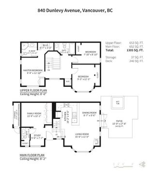 Photo 20: 840 DUNLEVY Avenue in Vancouver: Mount Pleasant VE House for sale (Vancouver East)  : MLS®# R2214746