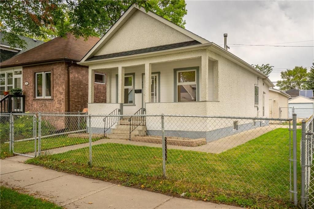 Main Photo: 109 Morley Avenue in Winnipeg: Riverview Residential for sale (1A)  : MLS®# 202021620