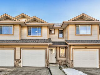 Main Photo: 122 Citadel Point NW in Calgary: Citadel Row/Townhouse for sale : MLS®# A1051699