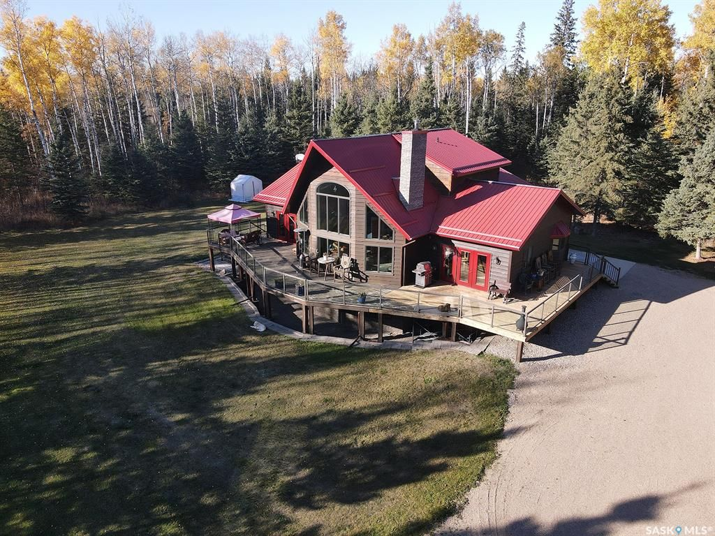 Main Photo: 15 Km South of Meadow Lake in Meadow Lake: Residential for sale (Meadow Lake Rm No.588)  : MLS®# SK839558