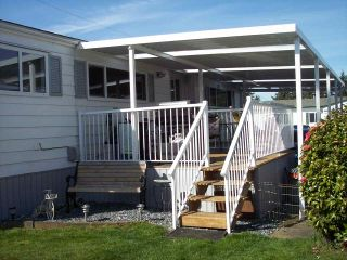 "Photo 20: 48 31313 LIVINGSTONE Avenue in Abbotsford: Abbotsford West Manufactured Home for sale in ""PARADISE PARK"" : MLS®# R2448880"