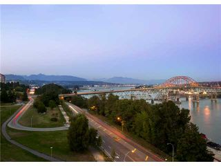 Photo 1: # 802 125 COLUMBIA ST in New Westminster: Downtown NW Condo for sale