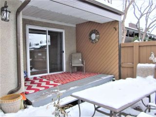 Photo 27: 7118 178 Street in Edmonton: Zone 20 Townhouse for sale : MLS®# E4222101