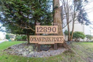 "Photo 1: 113 12890 17 Avenue in Surrey: Crescent Bch Ocean Pk. Condo for sale in ""Ocean Park Place"" (South Surrey White Rock)  : MLS®# R2567260"
