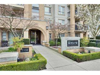 """Photo 1: 103 2338 WESTERN Parkway in Vancouver: University VW Condo for sale in """"WINSLOW COMMONS"""" (Vancouver West)  : MLS®# V1113142"""