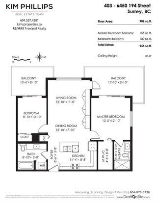 "Photo 26: 403 6450 194 Street in Surrey: Clayton Condo for sale in ""Waterstone"" (Cloverdale)  : MLS®# R2574170"