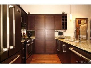 Photo 2: N608 737 Humboldt Street in Victoria: Vi Downtown Condo for sale : MLS®# 256343