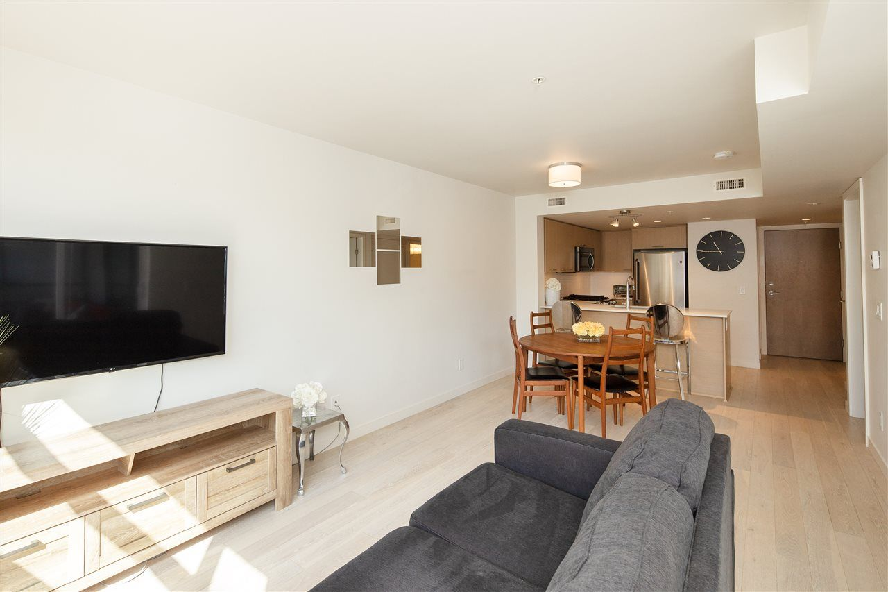 """Main Photo: 506 95 MOODY Street in Port Moody: Port Moody Centre Condo for sale in """"THE STATION"""" : MLS®# R2569113"""