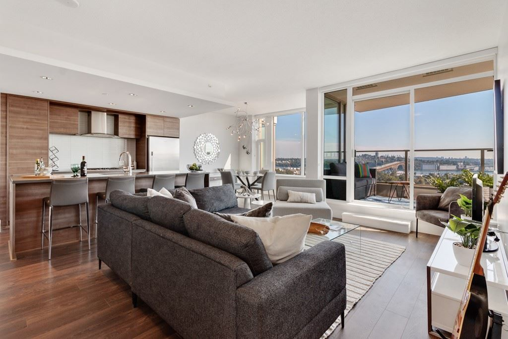 Main Photo: #2303 - 1550 Fern Street in North Vancouver: Lynnmour Condo for sale : MLS®# R2524