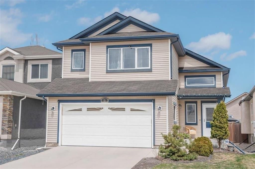 Main Photo: 72 Wisteria Way in Winnipeg: Riverbend Residential for sale (4E)  : MLS®# 202111218