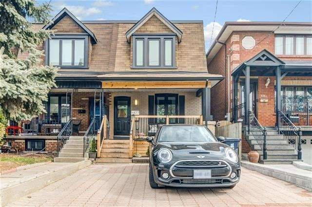 Main Photo: 477 St Clarens Ave in Toronto: Dovercourt-Wallace Emerson-Junction Freehold for sale (Toronto W02)  : MLS®# W3729685
