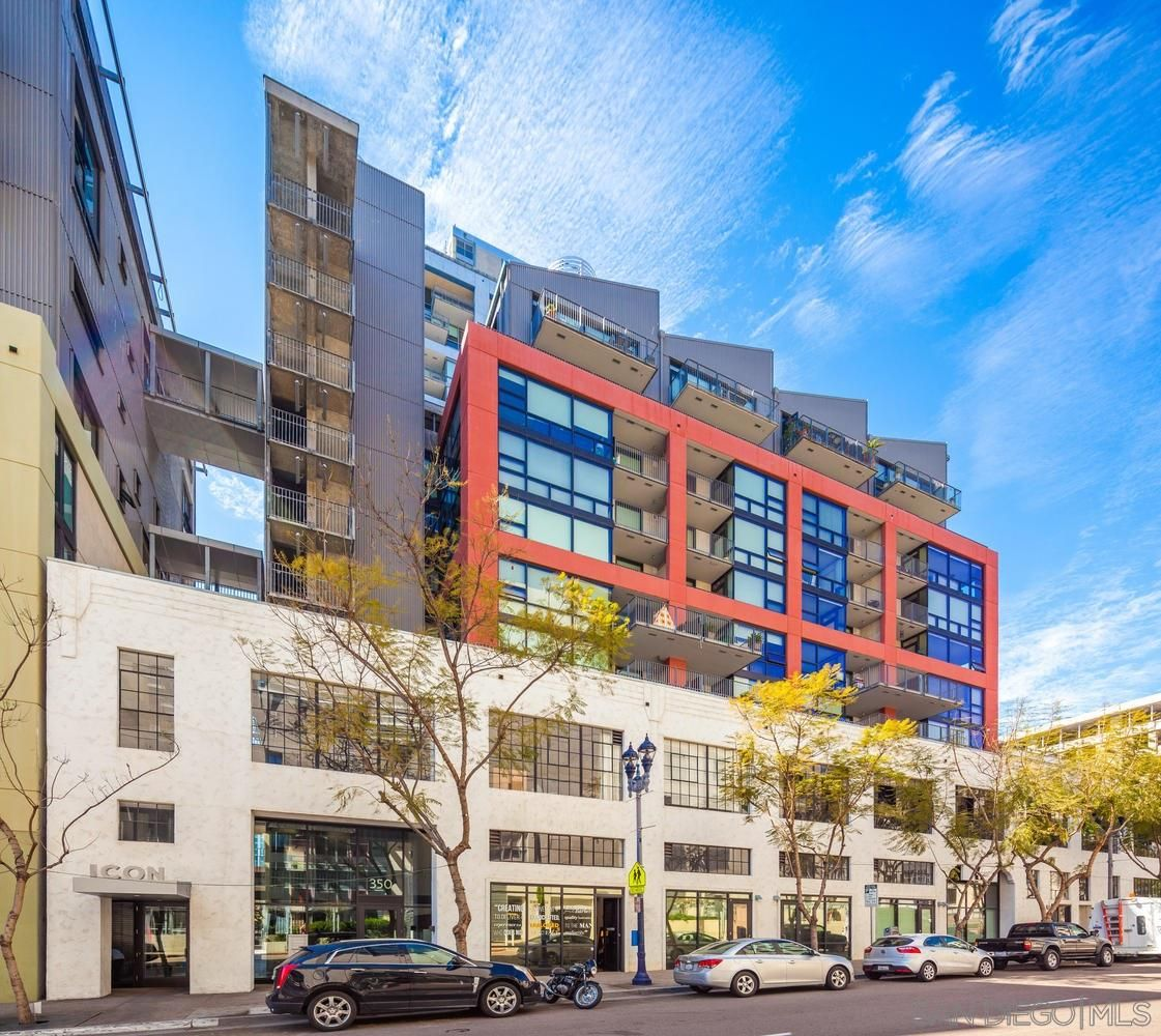 Main Photo: Property for sale: 350 11th Avenue #133 in San Diego
