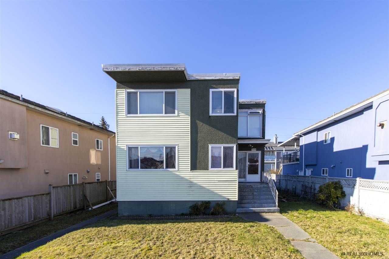 Main Photo: 7039 MAIN Street in Vancouver: South Vancouver House for sale (Vancouver East)  : MLS®# R2536721