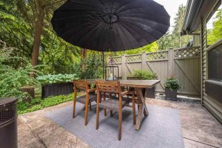 """Photo 38: 42 1550 LARKHALL Crescent in North Vancouver: Northlands Townhouse for sale in """"NAHANEE WOODS"""" : MLS®# R2586696"""