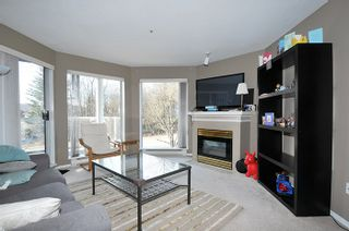"""Photo 4: 417 1219 JOHNSON Street in Coquitlam: Canyon Springs Condo for sale in """"MOUNTAINSIDE PLACE"""" : MLS®# R2135462"""