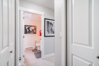 "Photo 28: 105 218 BEGIN Street in Coquitlam: Maillardville Townhouse for sale in ""BEGIN SQUARE"" : MLS®# R2545847"